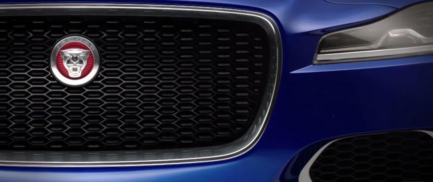 Jaguar F-Pace видео-тизер