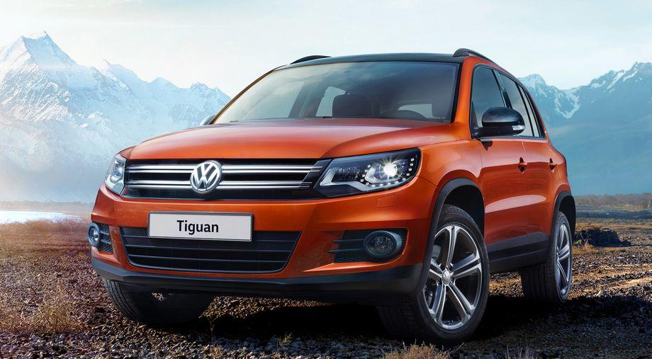 Volkswagen Tiguan Allstar