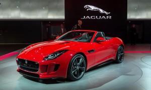 Планируется появление 608-сильной модификации Jaguar F-Type
