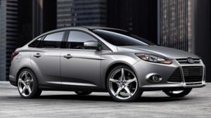 По итогам 2012 года – Ford Focus лидер продаж