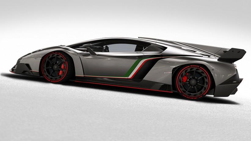 По слухам Lamborghini представит гиперкар в Пеббл-Бич