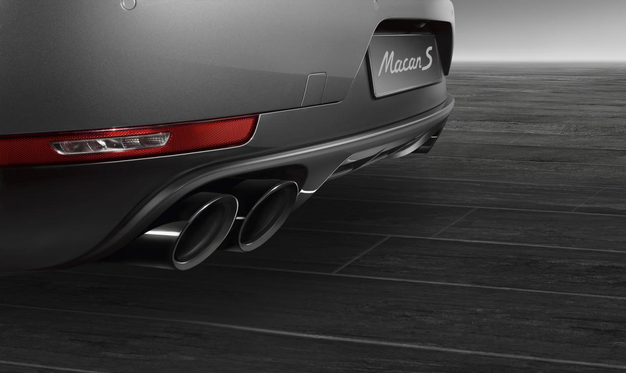porsche-macan-s-diesel-chrome-exhaust-tips-black