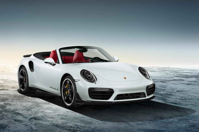Porsche Exclusive поработал над обновленным 911