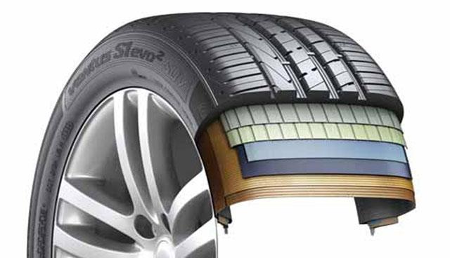 Porsche Macan будет оснащаться шинами Hankook