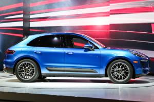 Porsche объявил отзывную кампанию модели Macan