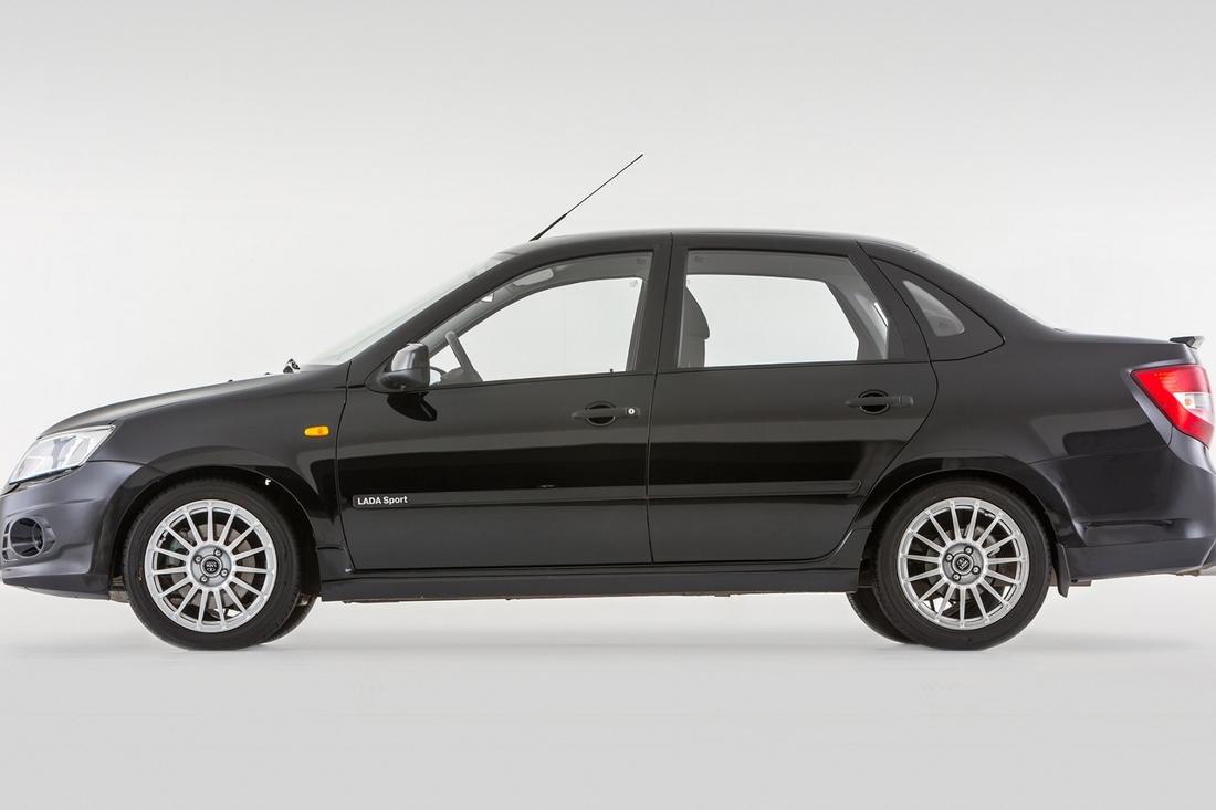 Появилась информация о новой комплектации Lada Granta Sport