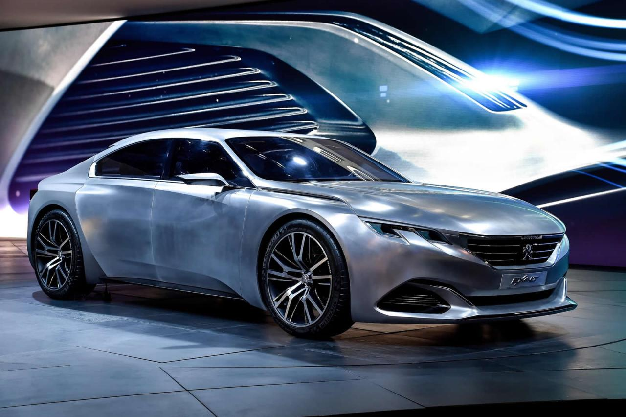Появились слухи о разработке Peugeot 408 GT