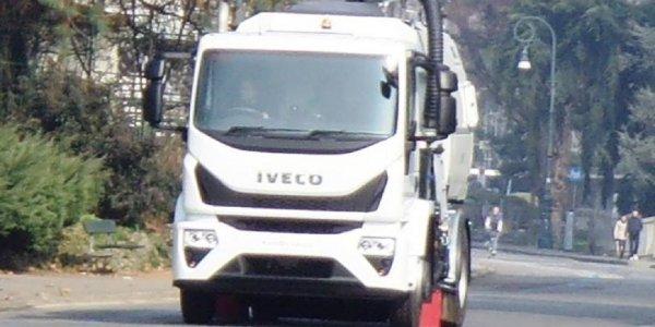 Появилось фото нового грузовика EuroCargo