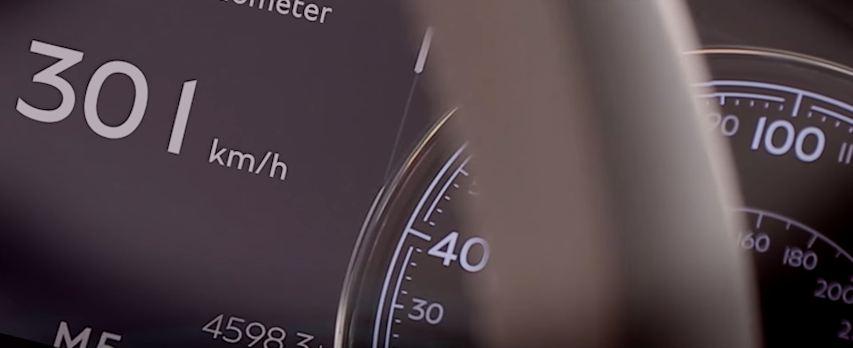 Bentley Bentayga видео тизер разгона до 301 км/час