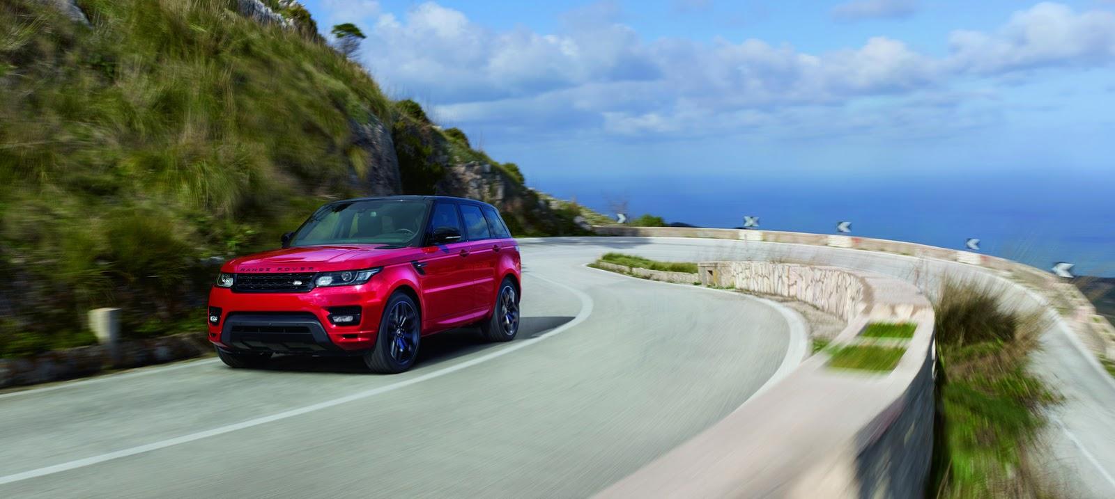 Range Rover Sport HST 2016