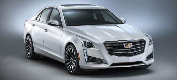 Представлен Cadillac CTS 2015 Midnight Edition