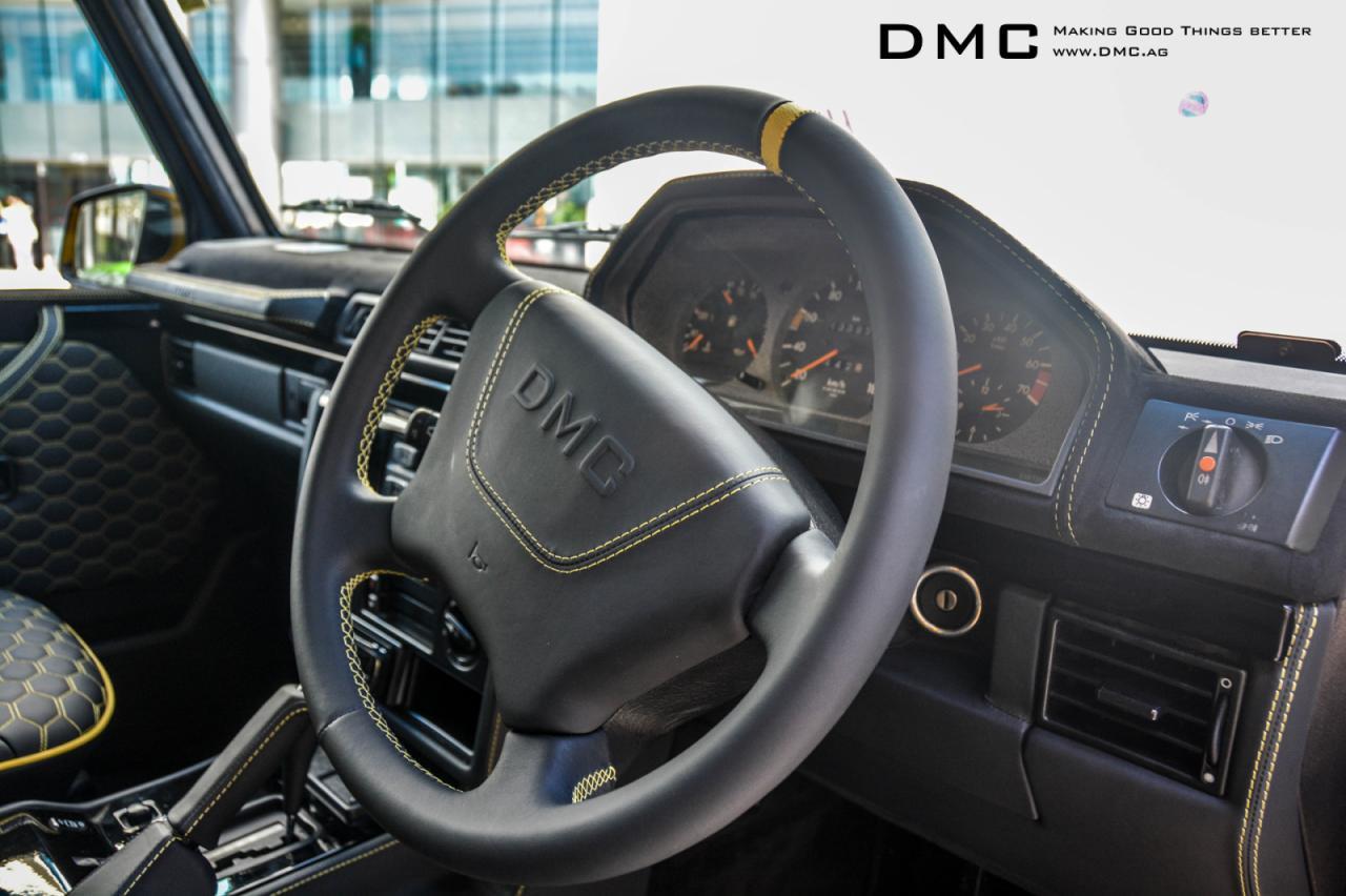 DMC G88 Mercedes-Benz G-Class tuning / тюнинг