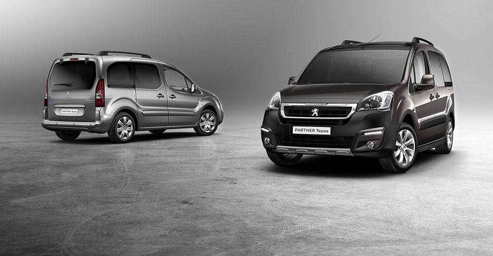Представлен рестайлинговый Peugeot Partner