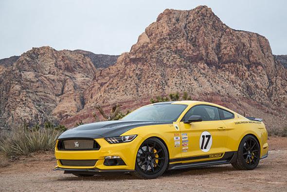 Shelby Terlingua Mustang