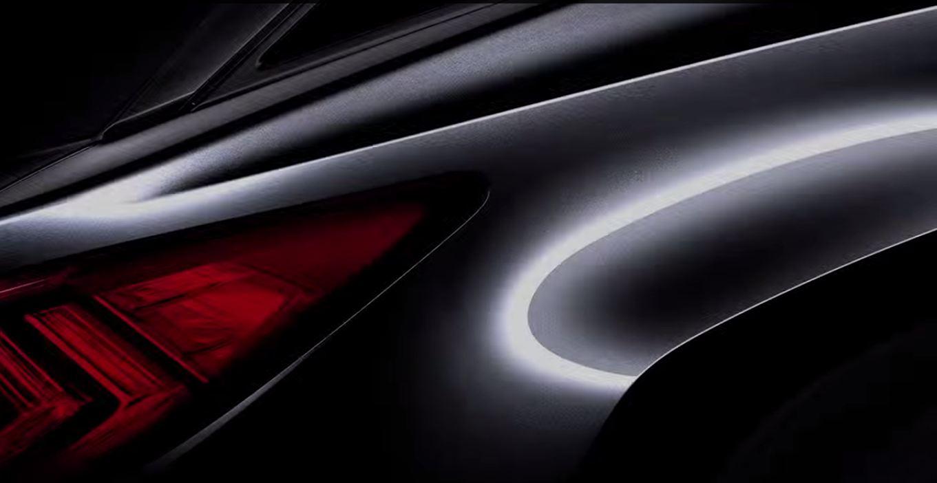 Представлен тизер Lexus RX 2016 перед Нью-Йоркским дебютом