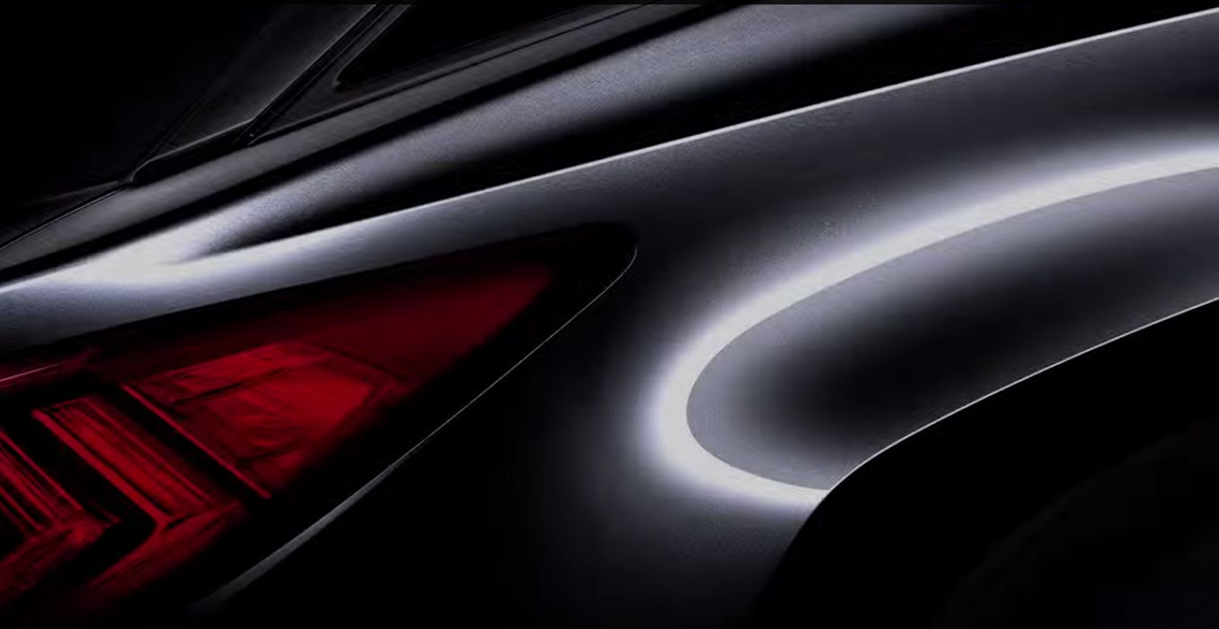 Lexus RX 2016 тизер