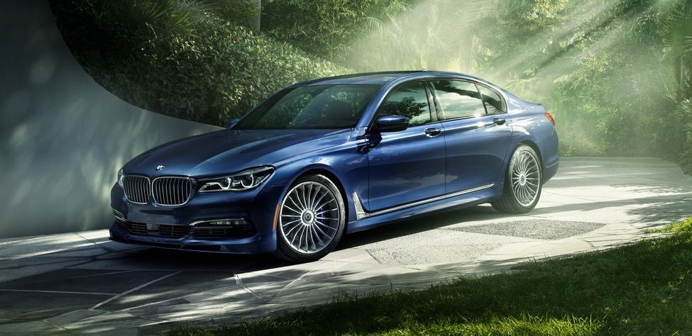 BMW ALPINA B7 xDrive 2017