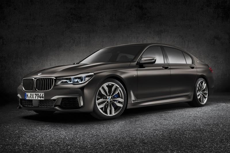 BMW M760i xDrive 2017