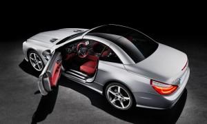 Представлена смена модели Mercedes-Benz SL 350 – SL 400