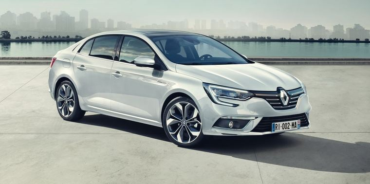 Представлено новое поколение седана Renault Megane
