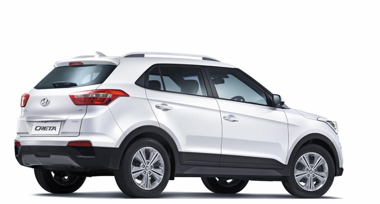 Hyundai Creta official photo/официальное фото
