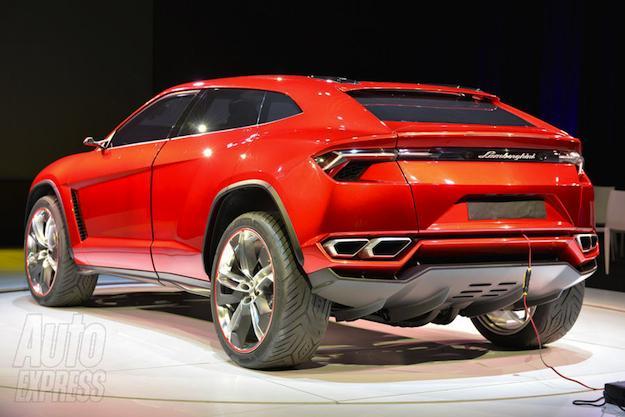 Премиальные кроссоверы Lamborghini и Bentley могут задержаться с выходом