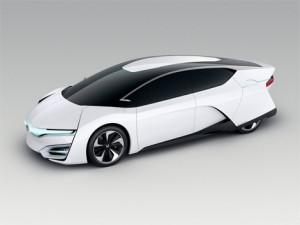 Прототип водородной «Хонды» представили в Лос-Анджелесе