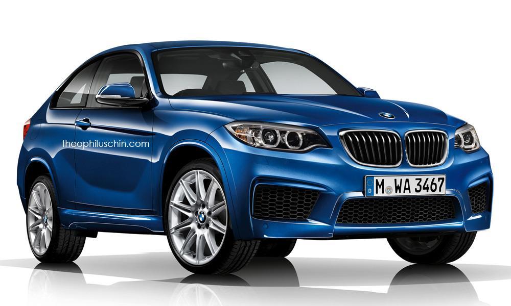 Прототипы BMW X2 начнут испытания в конце месяца
