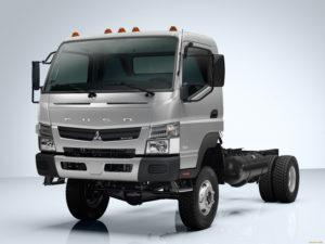 Полноприводные грузовые автомобили для коммерческих перевозок