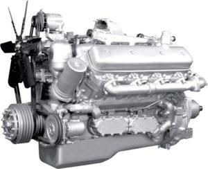 Двигатели ЯМЗ