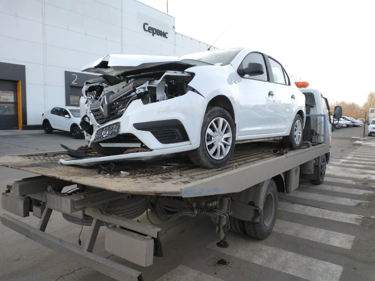 Если ваш автомобиль не подлежит ремонту