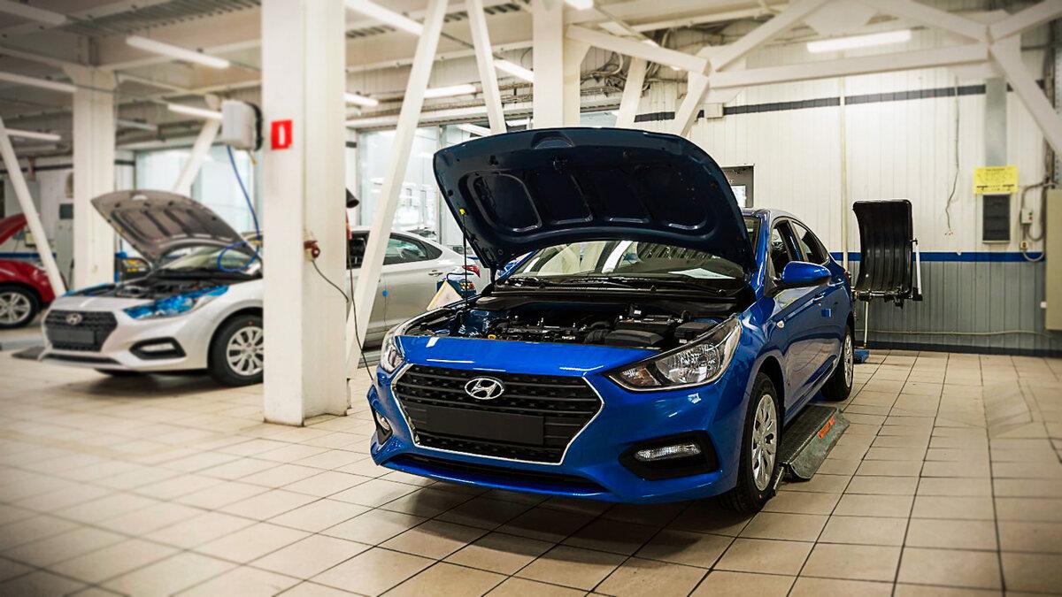 Как комплектовать автомобиль бренда Hyundai