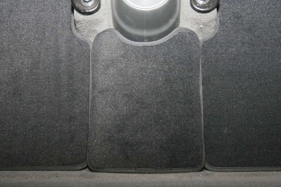 коврик багажника на Chevrolet Spark
