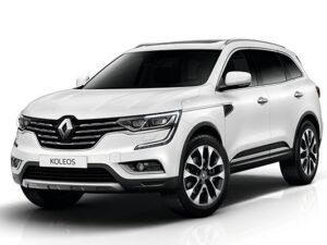 Преимущества Renault Koleos