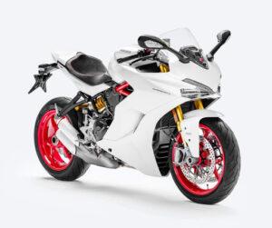 Новый Ducati SuperSport