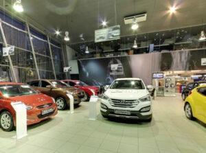 Покупка автомобиля у официального дилера Рольф