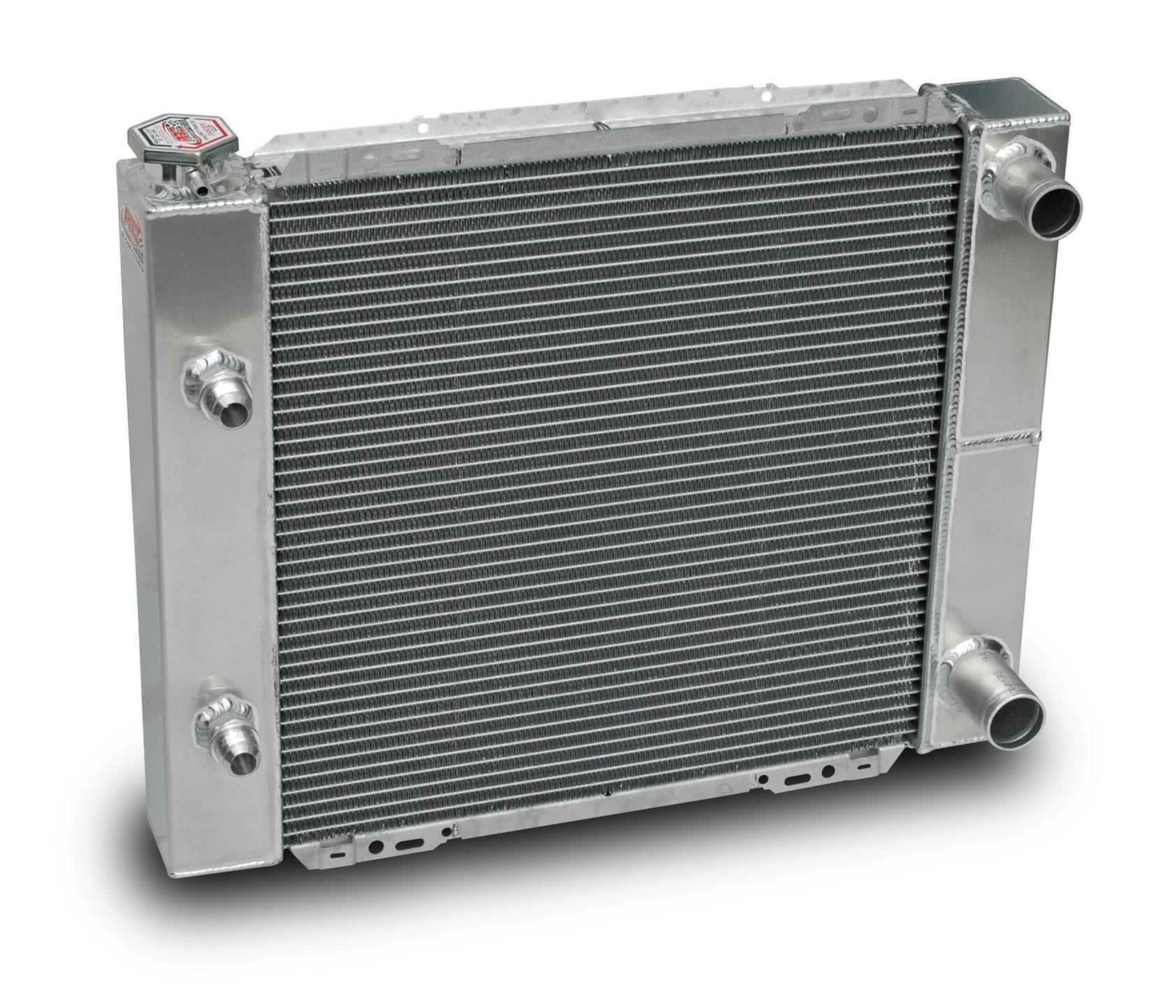 Выбор радиатора для спецтехники