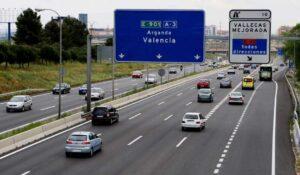 Памятка ПДД в Испании