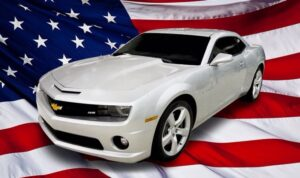 Авто из США