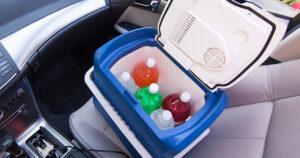 Преимущества компрессорных холодильников для авто