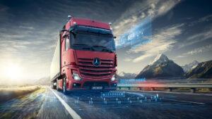 Преимущества покупки Mercedes-Benz New Actros