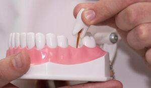 Обращение к стоматологу-ортопеду