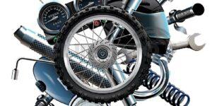 Как выбрать запчасти для мотоциклов