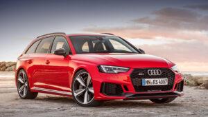 Преимущества Audi RS 4