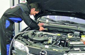 Ремонт двигателя в авто