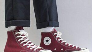 Преимущества обуви Converse