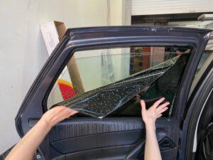 Тонировка стёкол авто в Москве